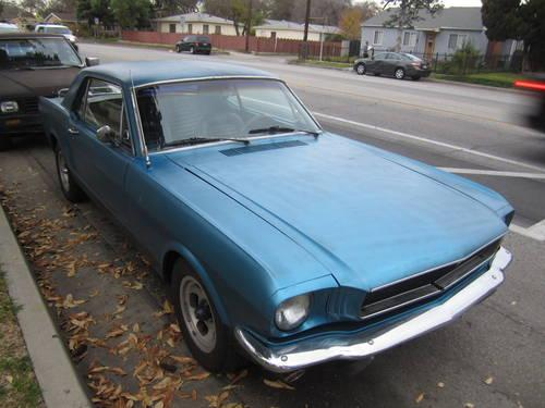1964 1 2 ford mustang coupe price reduction for sale in alta loma california classified. Black Bedroom Furniture Sets. Home Design Ideas