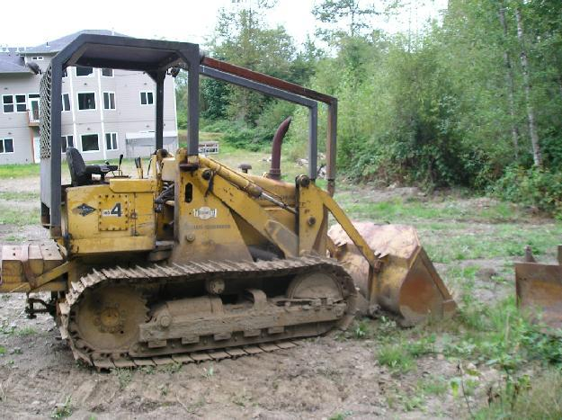 1964 Allis Chalmers HD4 Track Loader in Arlington, WA for