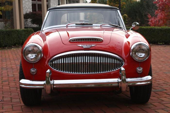 1964 Austin Healey 3000 MK II Convertible