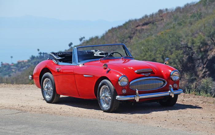 1964 austin healey 3000 mk iii bj8 for sale in dalton georgia classified. Black Bedroom Furniture Sets. Home Design Ideas