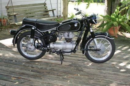 1964 BMW R27 250cc