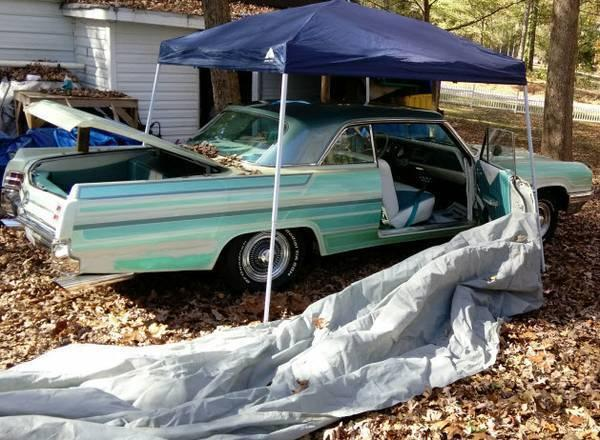 1964 Buick LaSabre - Driving Project - 90% Complete