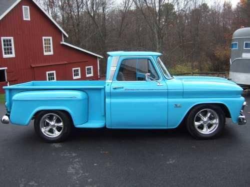 1964 Chevrolet C10 Stepside Classic Truck In Muncy Pa For