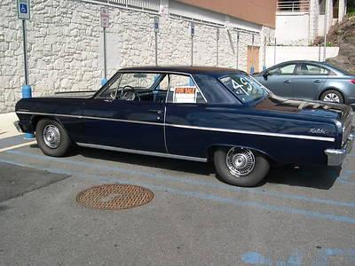 1964 Chevrolet Chevelle Malibu Sport Coupe
