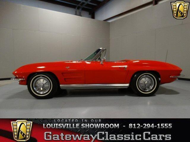 1964 Chevrolet Corvette Convertible 787LOU for Sale in