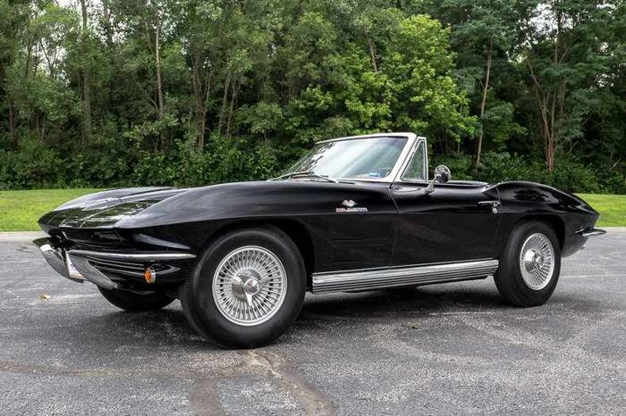 1964 chevrolet corvette fuelie for sale in little rock arkansas classified. Black Bedroom Furniture Sets. Home Design Ideas