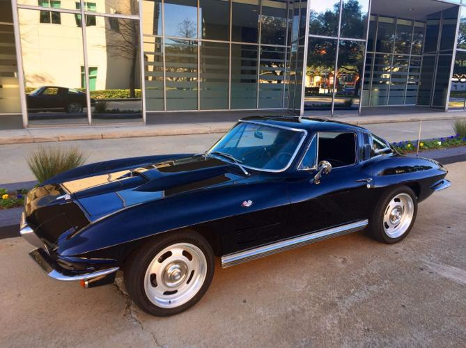 1964 chevrolet corvette stingray for sale in cincinnati. Black Bedroom Furniture Sets. Home Design Ideas