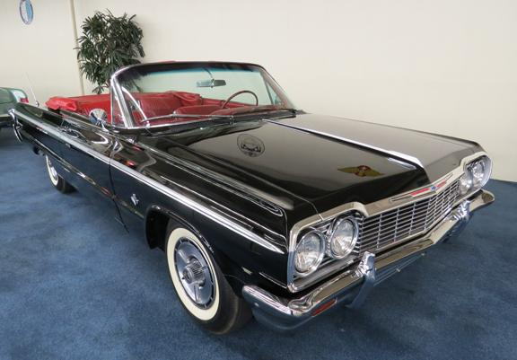 1964 chevrolet impala 409 convertible for sale in las vegas nevada classified. Black Bedroom Furniture Sets. Home Design Ideas