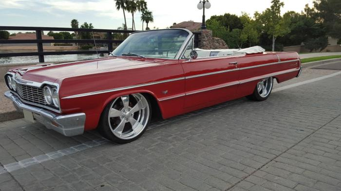 1964 Impala For Sale In California Classifieds Buy And Sell In