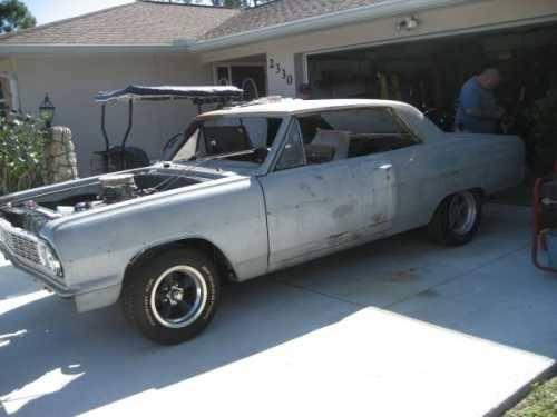 1964 chevrolet malibu coupe american classic in punta gorda fl for sale in port charlotte. Black Bedroom Furniture Sets. Home Design Ideas
