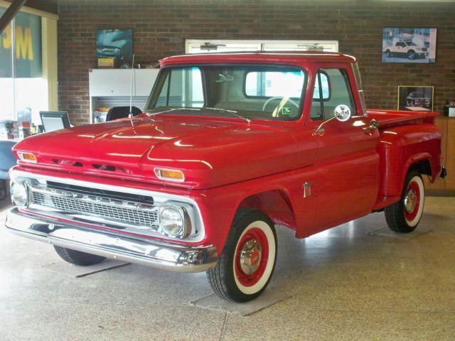 1964 chevrolet trucks c10 custom pristine iconic full size truck a 1 for sale in harmony. Black Bedroom Furniture Sets. Home Design Ideas