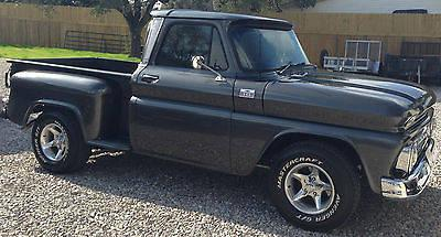 1964 chevy c10 short bed truck for sale in austin texas classified. Black Bedroom Furniture Sets. Home Design Ideas