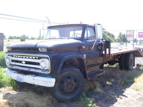 1964 Chevy Flat Bed Truck For Sale In Walla Walla