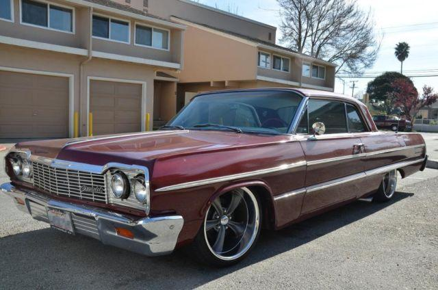 1964 chevy impala 1964 chevrolet impala classic car in salinas ca 4261920188 used cars on. Black Bedroom Furniture Sets. Home Design Ideas