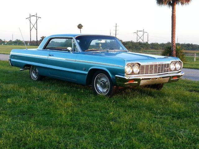 1964 chevy impala ss for sale fl for sale in melbourne florida. Black Bedroom Furniture Sets. Home Design Ideas