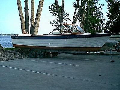 1964 Chris Craft Sea Skiff 28 For Sale In Wayzata