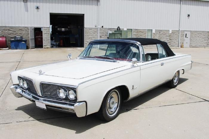 1964 Chrysler Imperial Convertible RWD