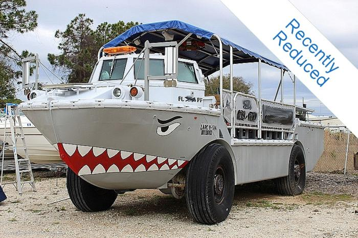 Larc V For Sale >> 1964 Consolidated Diesel 35 LARC V-514 Amphibious Vehicle for Sale in Panama City, Florida ...