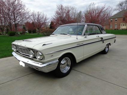 1964 Ford Fairlane 500 Sport Coupe Super Clean