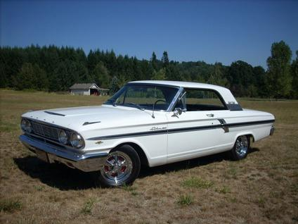 1964 Ford Fairlane Hardtop Sports Coupe For Sale In