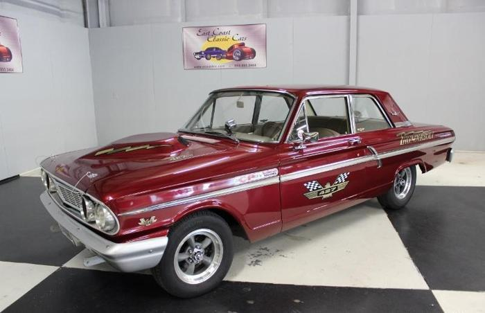 American Auto Sales Nc: 1964 Ford Fairlane Thunderbolt Clone For Sale In
