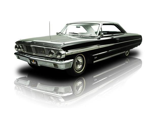 1964 ford galaxie 500 xl for sale in charlotte north carolina classified. Black Bedroom Furniture Sets. Home Design Ideas