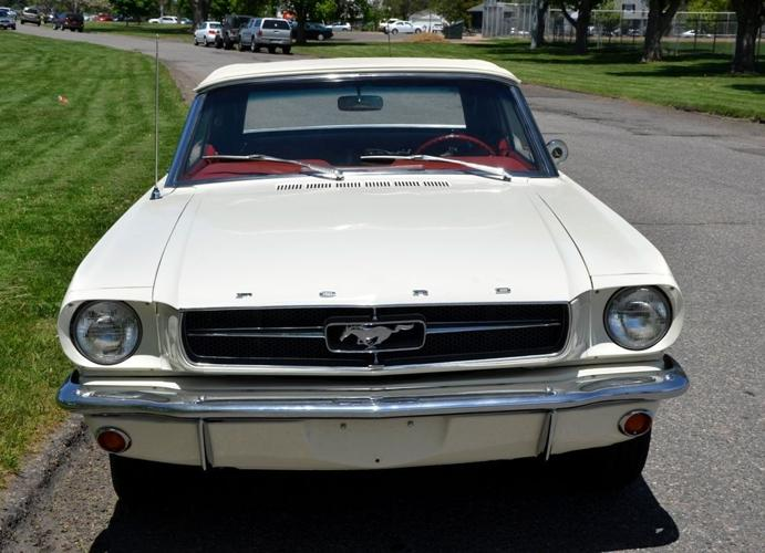 1964 Mustang Doors