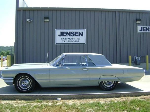 1964 ford thunderbird for sale in sioux city iowa classified. Black Bedroom Furniture Sets. Home Design Ideas