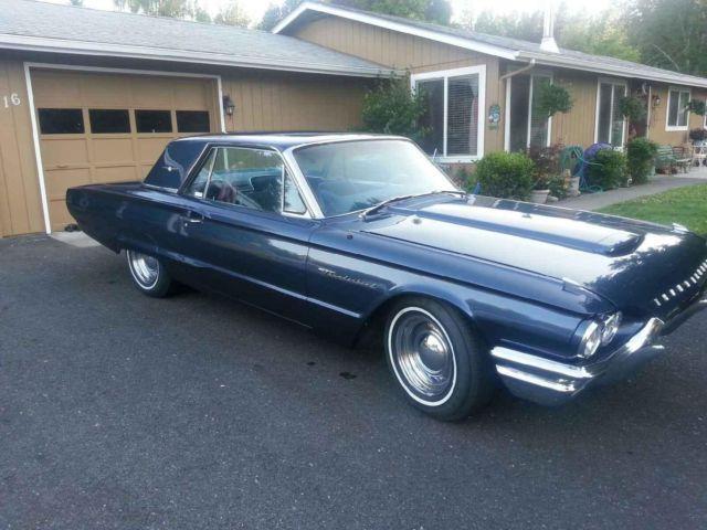 1964 Ford Thunderbird..Rebuilt 390..Auto..Low miles for ...