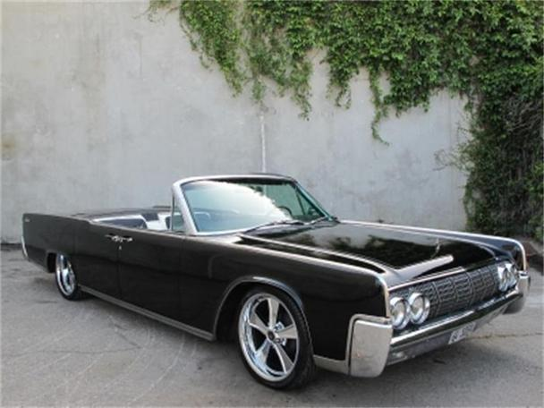 1964 lincoln continental for sale in beverly hills california classified. Black Bedroom Furniture Sets. Home Design Ideas