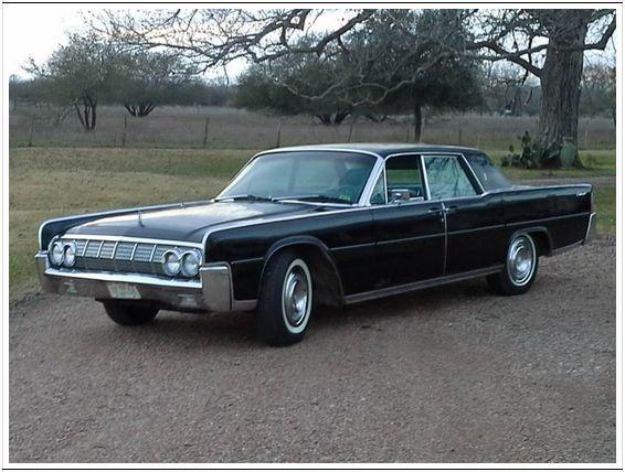 1964 lincoln continental nice nice nice for sale in brookshire texas classified. Black Bedroom Furniture Sets. Home Design Ideas