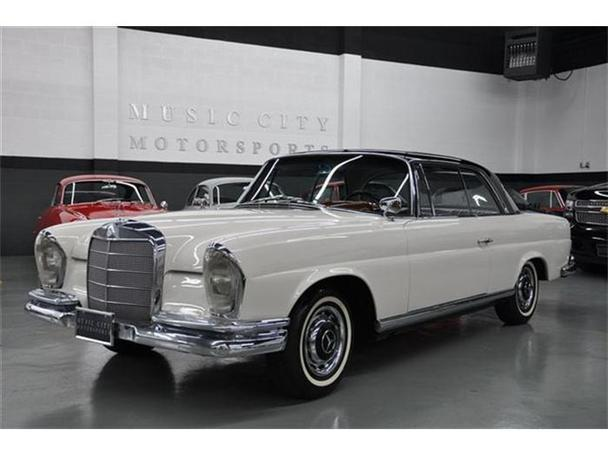 1964 mercedes benz 220 for sale in nashville tennessee for Nashville mercedes benz