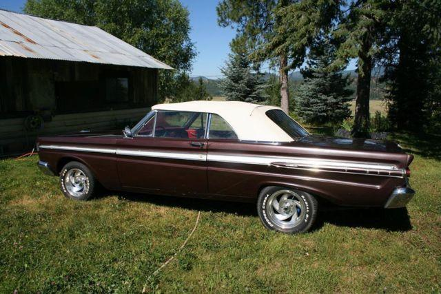 1964 Mercury Comet Convertible for sale (WA) - $14,900