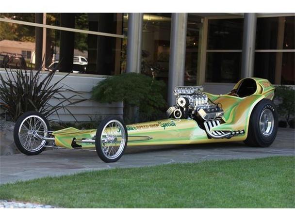 1964 Miscellaneous Race Car