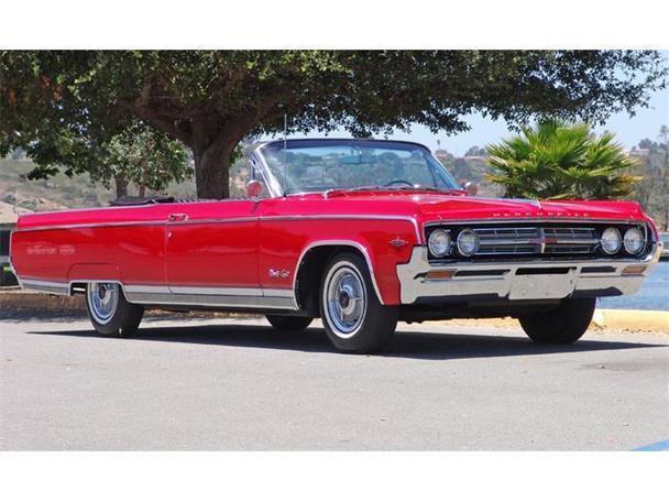 1964 Oldsmobile 98 for Sale in San Diego, California