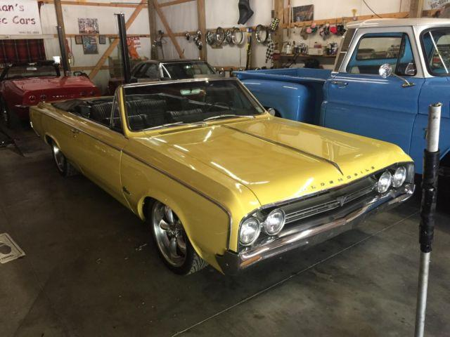 1964 Oldsmobile Cutlass Convertible - Like New