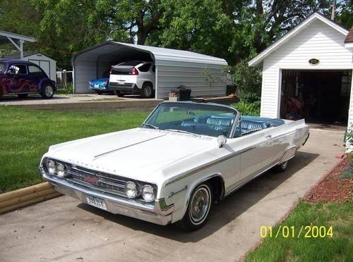 1964, Oldsmobile Dynamic 88 Convertible