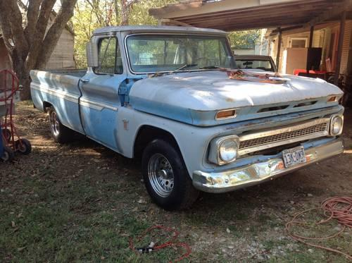 1964 original chevy truck for sale in currie texas classified. Black Bedroom Furniture Sets. Home Design Ideas