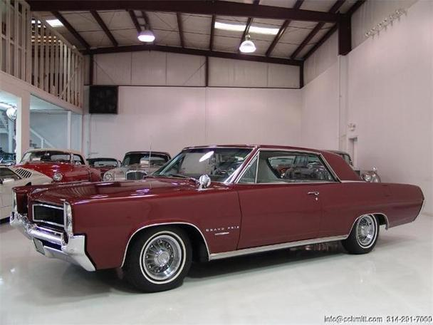 1964 Pontiac Grand Prix For Sale In Orlando Florida