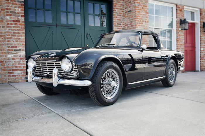 1964 triumph tr 4 one owner for sale in west palm beach florida classified. Black Bedroom Furniture Sets. Home Design Ideas