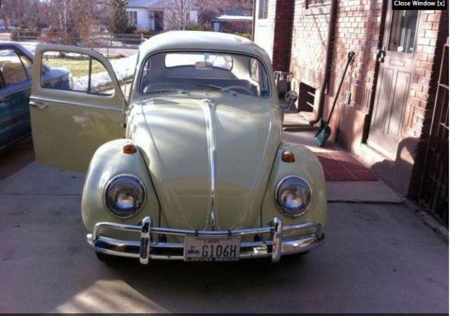 1964 volkswagen beetle for sale in salt lake city utah 84105 1964 volkswagen beetle classic. Black Bedroom Furniture Sets. Home Design Ideas