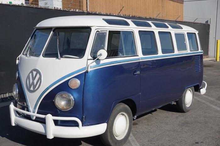 1964 volkswagen bus vanagon deluxe 23 windows for sale in buffalo