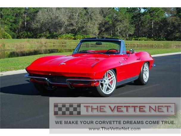 1964 chevrolet corvette for sale in sarasota florida classified. Cars Review. Best American Auto & Cars Review