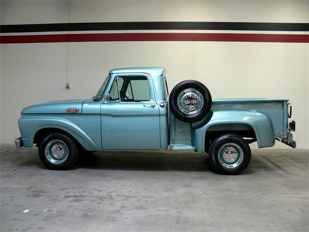 1964 ford f100 for sale in brea california classified. Black Bedroom Furniture Sets. Home Design Ideas