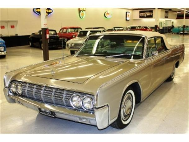 1964 lincoln continental for sale in benicia california classified. Black Bedroom Furniture Sets. Home Design Ideas