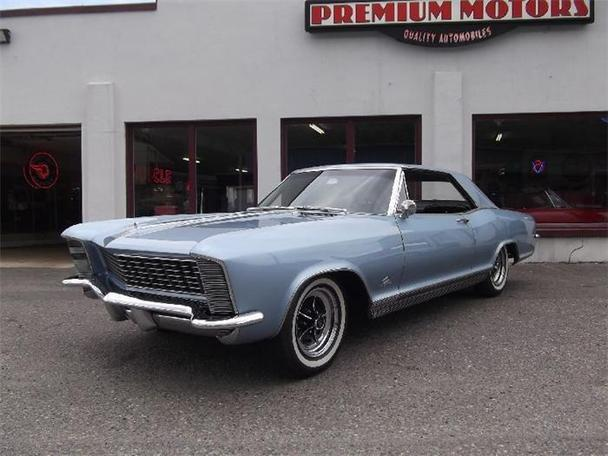 1965 Buick Riviera for Sale in Tacoma, Washington ...