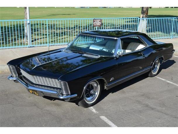 1965 Buick Riviera For Sale In Temecula California