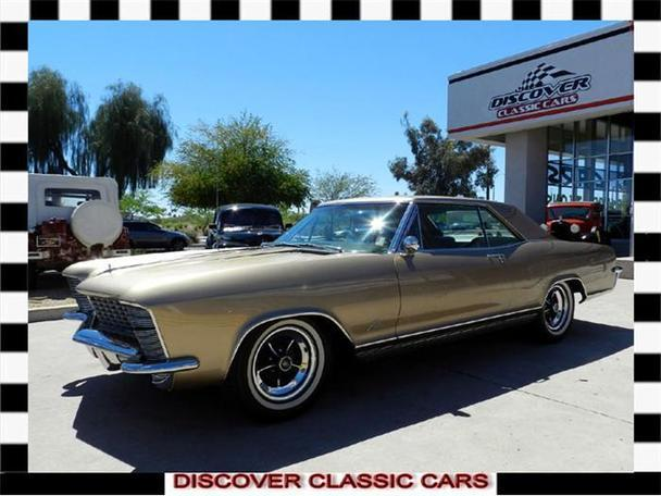 1965 buick riviera for sale in scottsdale arizona classified. Cars Review. Best American Auto & Cars Review