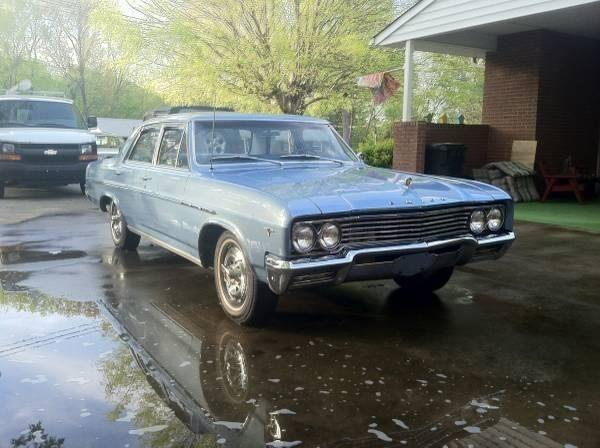 American Auto Sales Nc: 1965 Buick Skylark For Sale (NC)