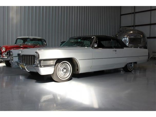 1965 Cadillac Deville For Sale: 1965 Cadillac DeVille For Sale In Temecula, California
